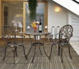 High-Quality Outdoor Metal Garden Furniture Sets