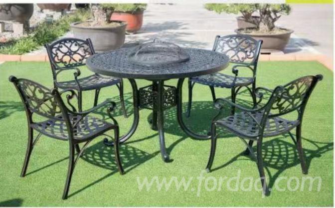 Vender Conjuntos Para Jardim Contemporâneo Outros Materiais Alumínio China