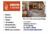 Meubels En Tuinproducten Eisen - Eettafels, Kunst & Ambacht / Missie, 10 stuks per maand