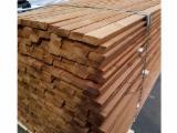 Drewno Lite, Sosna Zwyczajna - Redwood, Siding Zewnętrzny