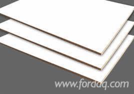 Vend-Panneaux-De-Fibres-Moyenne-Densit%C3%A9---MDF-08-18-mm-M%C3%A9lamin%C3%A9-Blanc