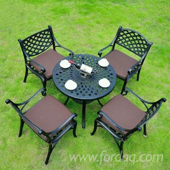 All-Weather-Resistant-Patio-Dining-Aluminium-Furniture-Sets