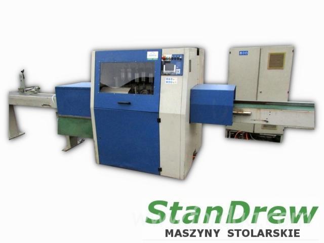 Used-Grecon-Opticut-200-4R-Optimizing-Saw