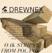 Oak-Strips