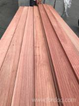 Comprar Tiras - Ripas Meranti, Dark Red , Meranti, Light Red 25 mm