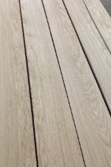 Oak/Ash Natural Veneer, AB/B Grade, 0.56 mm