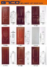 HDF Door Skin Panels for Interior Doors Decoration