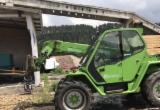 Merlo Woodworking Machinery - Used Merlo 2005 Loader For Sale Romania