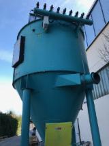 Vender Instalação De Extração De Poeira TF Impianti Usada 2000 Itália
