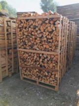 KD Oak/Beech/Hornbeam Cleaved Firewood, 25 cm