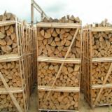 劈切薪材 – 未劈切 碳材/开裂原木 榉木, 橡木