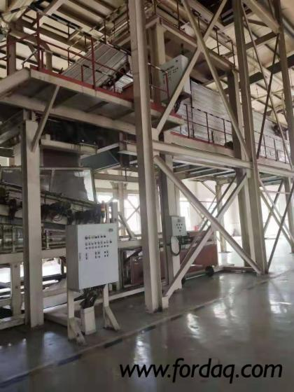 Used-Continuous-Press-MDF-Production-Line