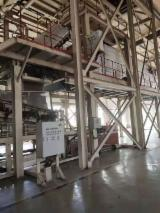 Used Continuous Press MDF Production Line, 2010
