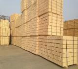 Embalagens de madeira Pinus - Sequóia Vermelha, Abeto - Whitewood Forno Seco (KD) À Venda