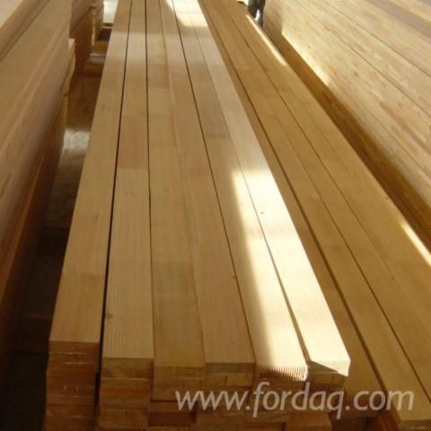 Solid Wood Pine/Spruce Window Scantlings, FSC