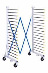 Woodworking Machinery - New Varioflex Shelf Trolley, 2020