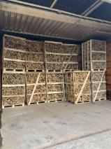 Fresh Birch/Oak/Aspen Cleaved Firewood, 600 ton/spot