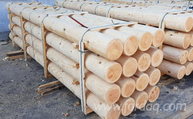 Pine-Wood-Saw-Logs