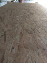 Znajdz najlepszych dostawców drewna na Fordaq - Holzgrupp LLC - Płyta OSB, 8; 9; 10; 12; 15; 18; 20; 22 mm
