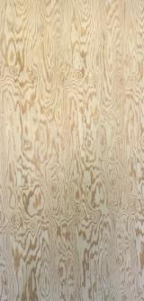 Find best timber supplies on Fordaq - Lesexport LLC - Larch Plywood (Russia), 6.5-30 mm