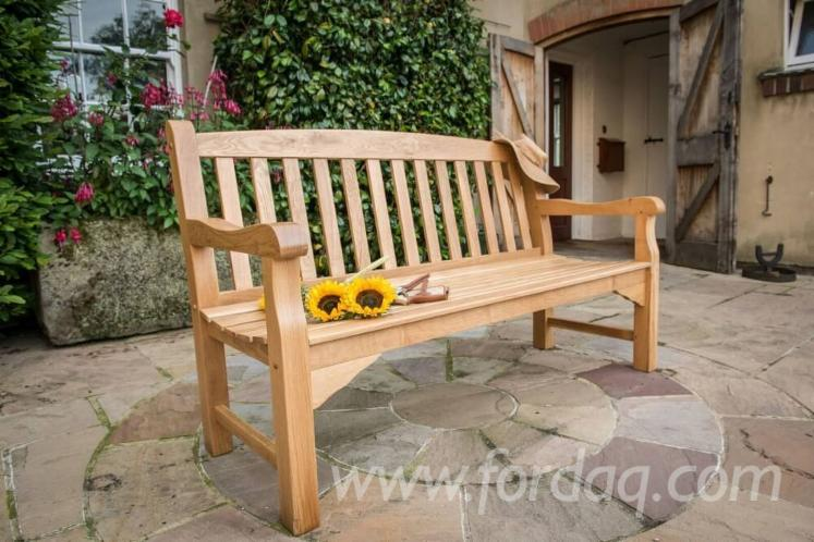 FSC Oak Traditional Garden Benches Required