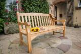 Find best timber supplies on Fordaq - Ecochoice Ltd  - FSC Oak Traditional Garden Benches Required