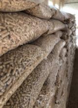 Vender Pellets De Madeira Abeto - Whitewood DINplus Vilnus Ucrânia