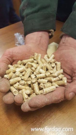 Vender Pellets De Madeira Pinus - Sequóia Vermelha DINplus Ucrânia