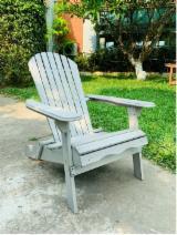 Acacia Contemporary Folding Garden Chair