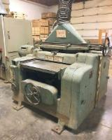 Woodworking Machinery - Used Whitney S-290 Surface Planer - 1 Side (PL-011601)