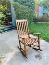 Find best timber supplies on Fordaq - Forexco Quang Nam - Acacia Contemporary Rocking Garden Chair