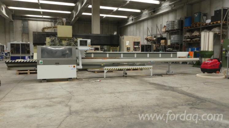 Used-Bausola-Unitron-Cutting-Off-Defecting-Optimising-Machine