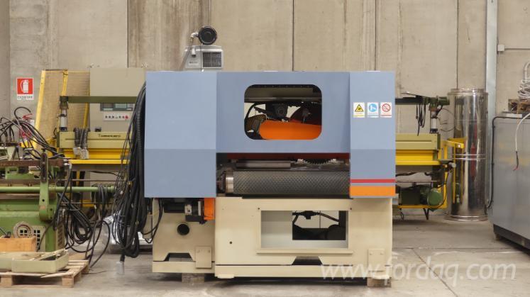 Used-Omef-TRS-850-Optimization-Cross-Cut-Saw