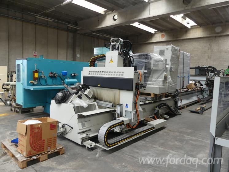 Used-SCM-Record-132-NT-TVN-CNC-Machining-Centre