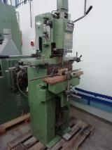 RGA Woodworking Machinery - Used RGA Bispecial Mortiser with Chain + Bits for Doors, 1985