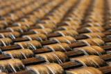 Bent Wood, Curved Wood - Beech/Ash/Oak Wicker Natural Panels, 450-900х1250/2500 mm