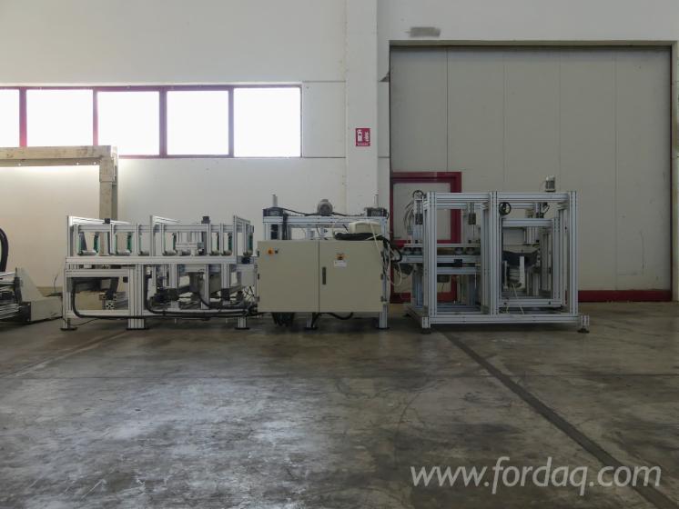 Vend-Ponceuse-%C3%80-Disques-Italmeccanica-Profilwood-Mak7-Occasion