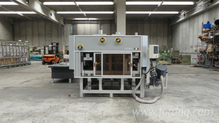Used-Italmeccanica-Mecpower-Brushing-Machine