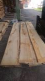 Hardwood  Unedged Timber - Flitches - Boules Kiln Dry KD - KD Brown Ash Boules, PEFC, 32 mm