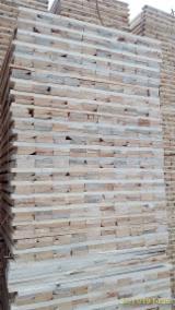 Fresh Pine Sawn Lumber, PEFC, 17x78 mm