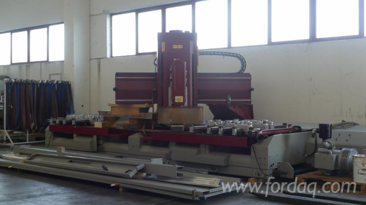 Used-Essetre-Talent-CNC-Machining-Center