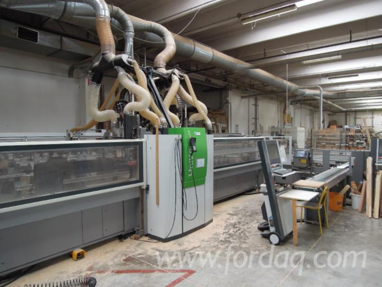 Vend-CNC-Pour-Production-De-Fen%C3%AAtres-Biesse-Uniwin-HP-Occasion