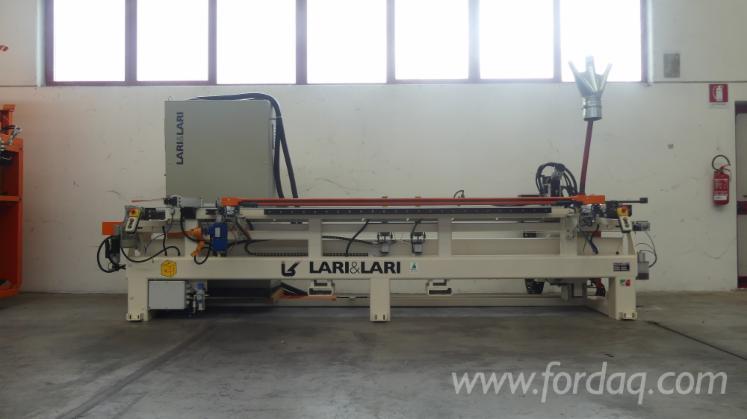 Gebraucht-LARI---LARI-FR-20-3F-2008-CNC-Fensterbearbeitungszentrum-Zu-Verkaufen