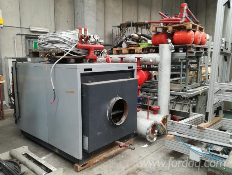 Used-Baltur-Esatek-1000-Heating-Installation