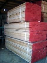 Square-Edged Beech Lumber, 300-3200 mm