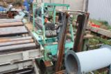 Woodworking Machinery - Used Forklift Mitsubishi FB15H (Electric Battery), 1999