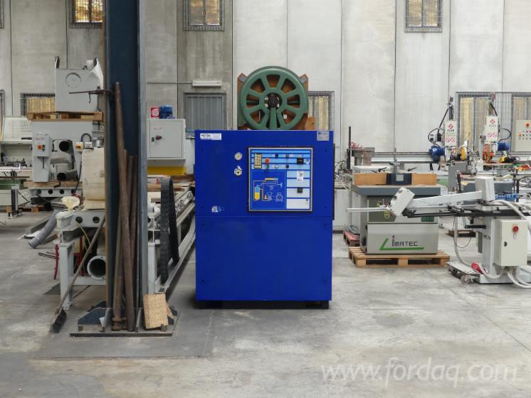 Used-Ceccato-RL-60-8-Screw-Compressor