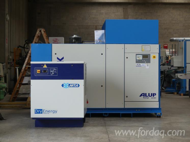 Used-Alup-SCK-101-Screw-Compressor
