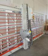 Woodworking Machinery - Used Striebig Standard II Panel Saw, 2003