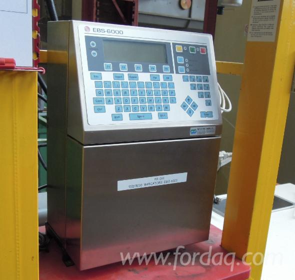 Used-EBS-6000-Industrial-Single-Head-Printer